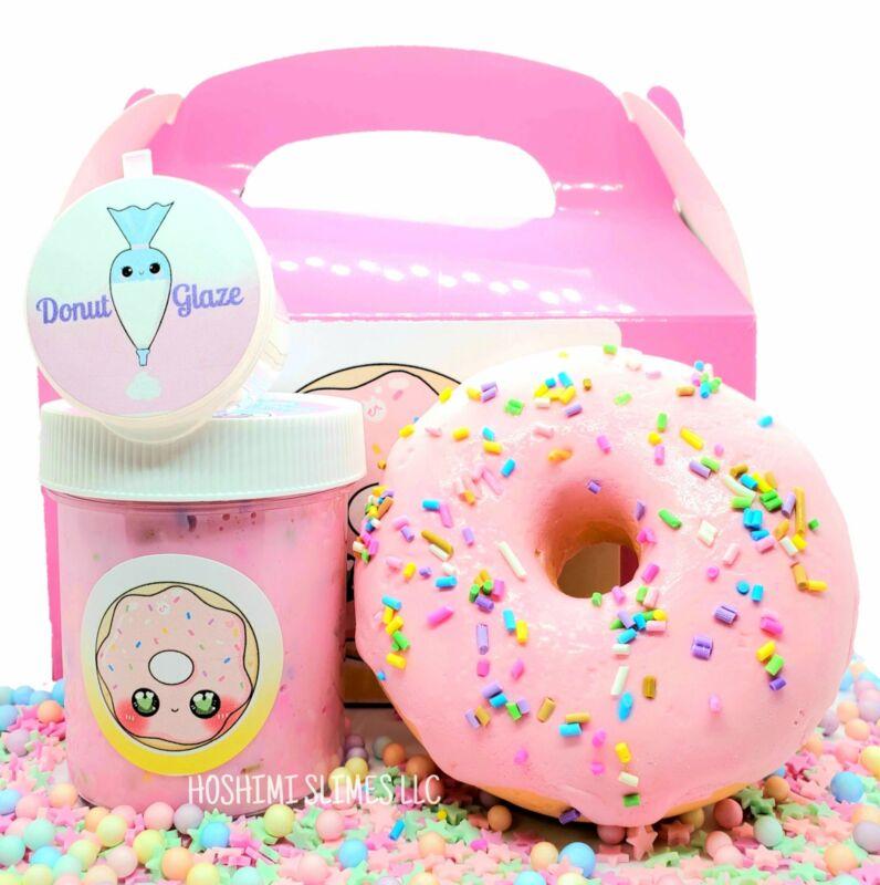 Sprinkled Donut DIY Slime Kit