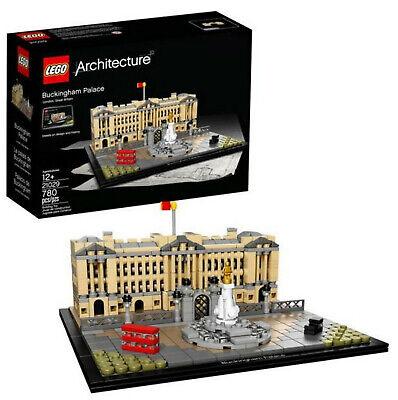 LEGO Architecture Buckingham Palace 21029 (Retired by LEGO) (780 Piece)