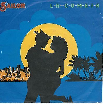 "Sailor - La Cumbia: 2 Versions (7"" RCA Vinyl-Single Schallplatte Germany 1991)"