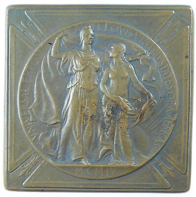 1904 U.S.A. UNIVERSAL EXPOSITION ST LOUIS