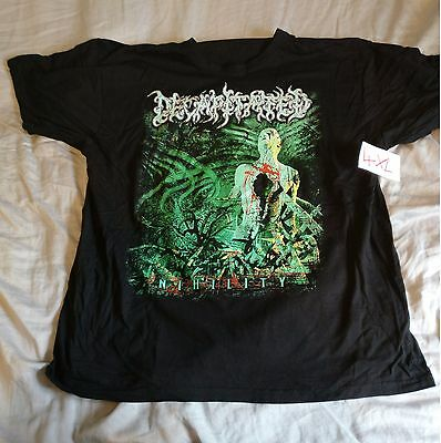 Decapitated - Nihility - Tshirt - 4xl - Black