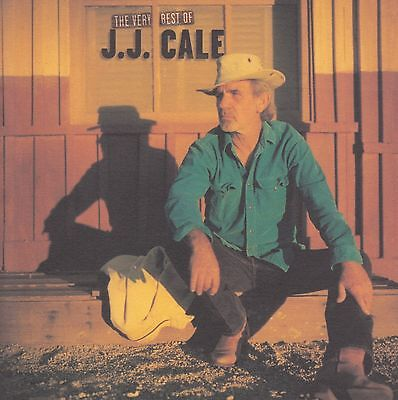 JJ CALE - THE VERY BEST OF CD ~ BLUES GUITAR GREATEST HITS ~ ROCK J.J. (The Very Best Of Jj Cale)