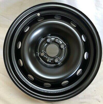 15 Inch  4  Lug   Steel  Wheel  Rim   Fits   Fiat  500   95616N