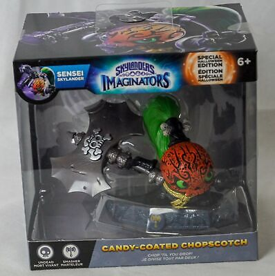 Candy Coated Chopscotch Skylanders Imaginators Special Edition Halloween Figure](Halloween Skylanders)