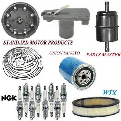 71 Dodge W200 Pickup (Tune Up Kit Filters Cap Plugs For DODGE W200 PICKUP V8 6.3L; Metal In-Line 70-71 )