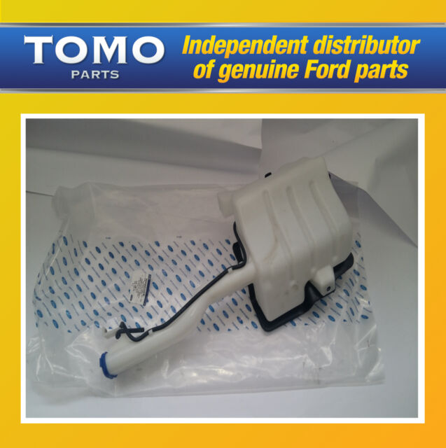 New Genuine Ford Transit Windscreen Washer Water Reservoir And Pump 1697777