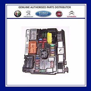 New Genuine OE Citroen Engine Bay Fuse Box (BSM) Fits C3 ,C3 Picasso & Pluriel