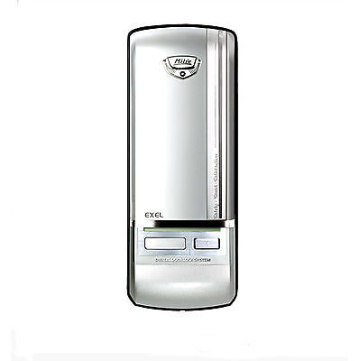 Milre EXEL Keyless Electronic Digital Door Lock Silver
