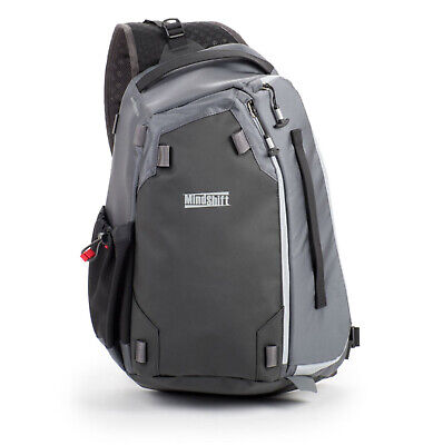 MindShiftGear  PhotoCross 13 camera sling bag (Carbon Gray)