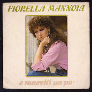FIORELLA-MANNOIA-DISCO-45-GIRI-E-MUOVITI-UN-PO-039-CGD-10340