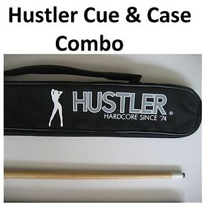 new-AUTHENTIC-HUSTLER-POOL-CUE-SOFT-CARRY-CASE-rrp-119