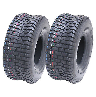 2 - 15x6.00-6 tyres for grass mower, 15 600 6 ride on lawnmower tyre - Deli tyre