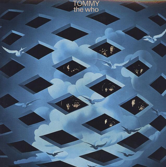 The Who - Tommy (180g 2LP Vinyl, Tri-fold) Polydor, NEU+OVP!