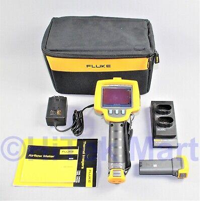 Fluke Ti32 60hz 320 X 240 Industrial Infrared Thermal Imaging Camera Ir Imager