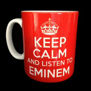 NEW-KEEP-CALM-AND-LISTEN-TO-EMINEM-GIFT-MUG-CUP-PRESENT-MARSHALL-MATHERS-FAN