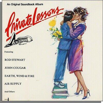 Private Lessons (1981) - New Original Soundtrack LP Record! MCA 5275 Rod Stewart