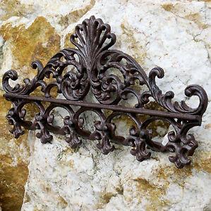 pared-armario-estilo-moderno-Gancho-Barra-hierro-fundido-de-llaves-Relieve-35cm