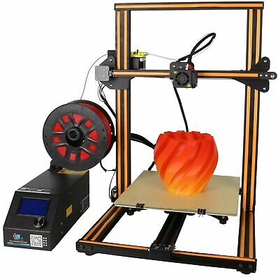 Creality CR-10(S) 3D Printer, Build Area: 300x300x400mm, Heated Bed Dual Z