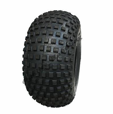 22x11.00-8 Knobby ATV tyre, Quad trailer tyre 22 11 8 tire 4ply Wanda heavy duty