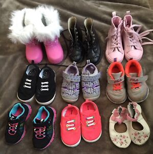 Baby Shoes- Majority Size 5