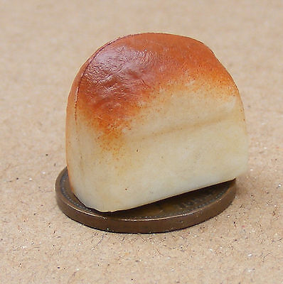 1:12 Scale Hand Made Loaf Of Bread (small Tin) Dolls House Miniature Food