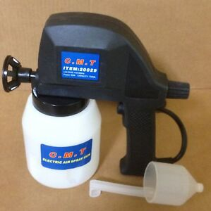 New Electric Airless Air Less Paint Gun Sprayer House Fence Room Painting Spray