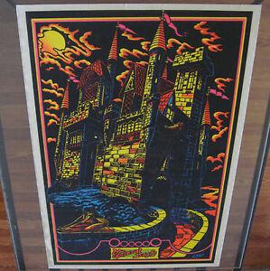 70'S Blacklight Posters | eBay