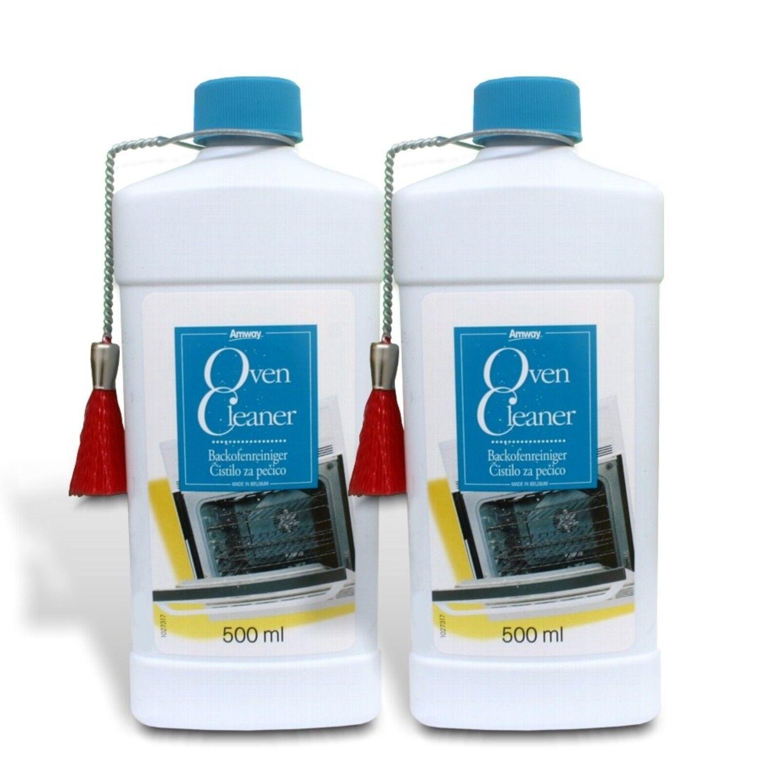 2 x AMWAY™ Backofenreiniger - Grillreiniger - Ofenreiniger -2 x 500 ml =1000 ml