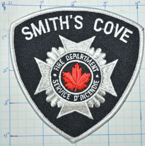 CANADA, SMITH