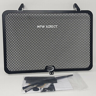 RG RADIATOR GUARD FOR <em>YAMAHA</em> TRACER 900 GT 2018 2019  BLACK RAD022