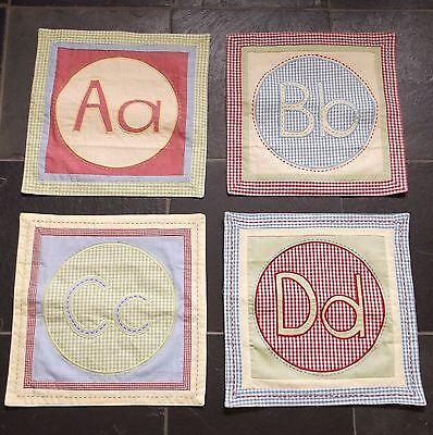 Пластмассовые NWOT Pottery Barn Kids Alphabet