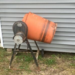 Cement mixer Moving Must Sell