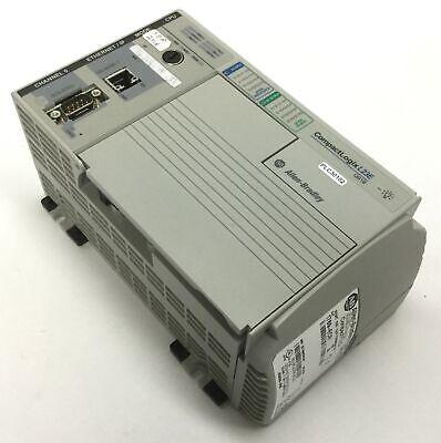 Allen Bradley 1769-l23e-qb1b Compactlogix Controller Processor 1769-ecr End Cap
