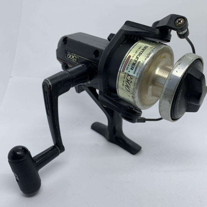 Shimano 3500 BAITRUNNER Spinning Fishing Reel