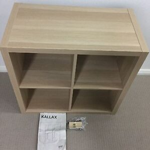 IKEA Kallax Shelving Unit rrp$49. Only approx 3months old Cranebrook Penrith Area Preview