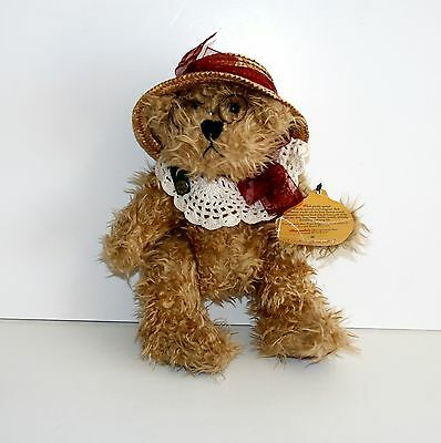 Pickford Bear 1997 The Brass Button Collectibles-Rosie-Fully Jointed Teddy Bear