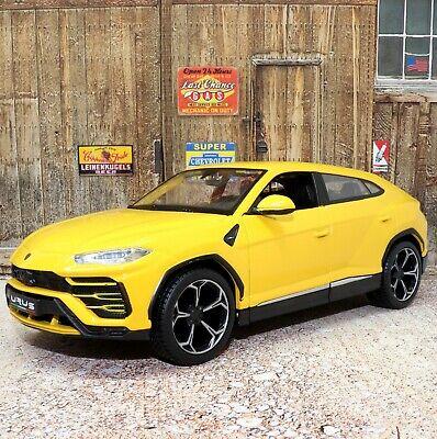 Lamborghini Urus 1:24 Scale Detailed Die-cast Metal Model Toy Car Maisto Special