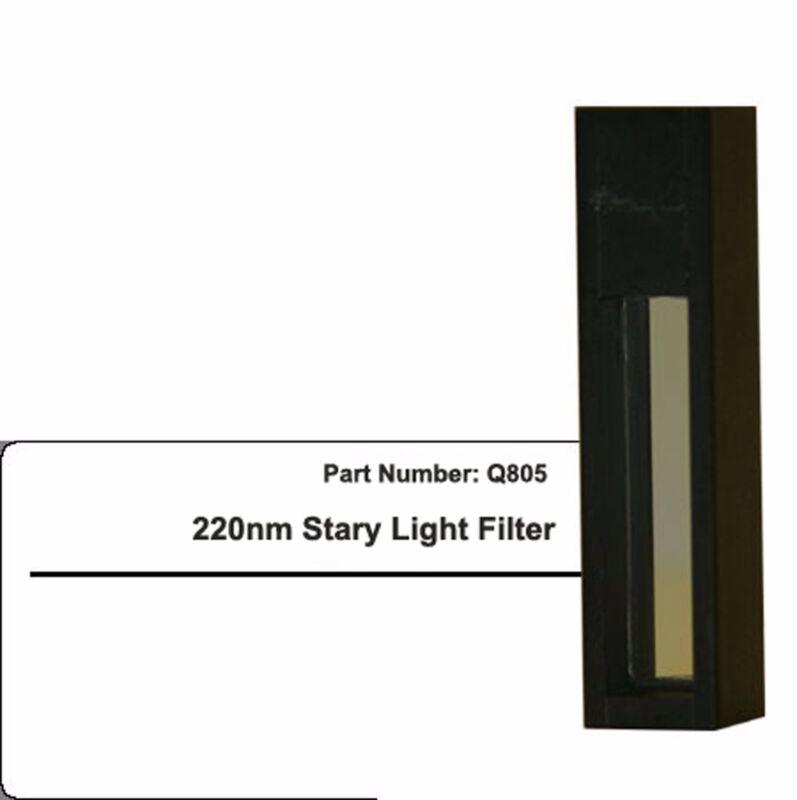 Azzota®  Spectrophotometers 220nm Stray light Filter
