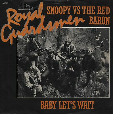 ROYAL GUARDSMEN: Snoopy Vs. The Red Baron (´85 / rare Dutch reissue / BR MUSIC) gebraucht kaufen  Stuttgart