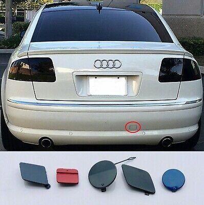 Genuine AUDI A8 S8 Quattro Cover For Towing Eye Primed 4H0807241GRU