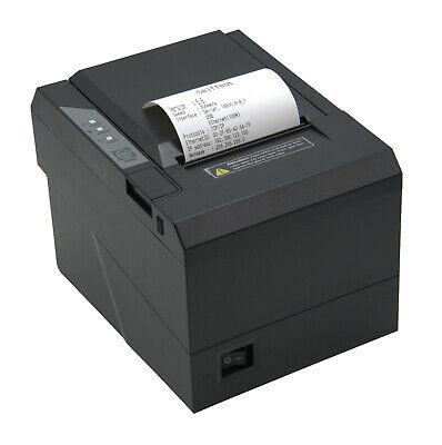 Thermal Receipt Printer 3 18 80mm - Escpos Usb Ethernetlan Serialrs-232