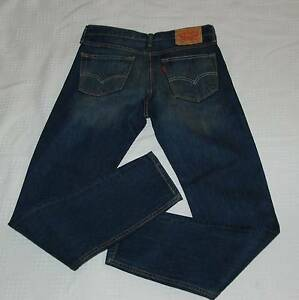 NEW LEVI'S 508 JEANS Regular fit W29 L32 Suit Teenage Boy Hillarys Joondalup Area Preview