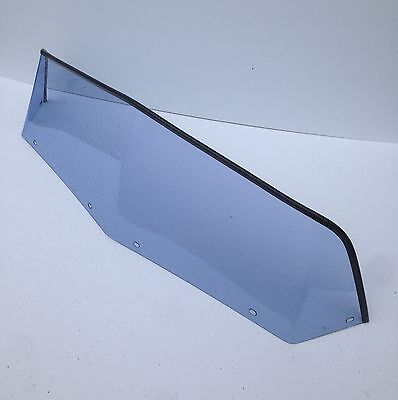 Windshield - Vintage - Polaris 1976 - 78 - 79 TX - TXL BLUE with Black trim