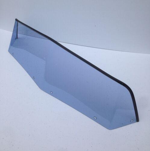 Windshield - Polaris 1976 - 78 - 79 TX - TXL BLUE with Black trim 5430441
