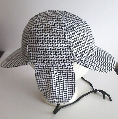 SHERLOCK HOLMES Costume Accessories DETECTIVE HAT NWOT Houndstooth