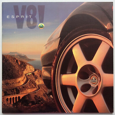 V03821 LOTUS ESPRIT V8