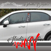 Adesivo Sticker Decal Tuning Auto Made in Puglia Codice a barre