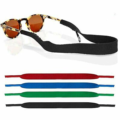 Neoprene Sunglass Eyeglasses Glasses Spectacle Sports Safety Holder strap Eyeglass Straps, Cords & Grips
