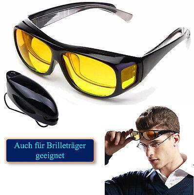 Pola. Blendschutz Brille mit UV-Schutz - Autofahren Anti-Glare Nachtfahrbrille ▀