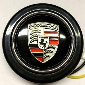MOMO Steering Wheel Sparco Steering Wheel Horn Button compatible with PORSCHE
